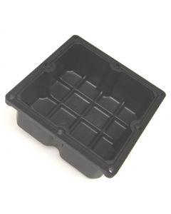 Kunstoffölbehälter für Handpumpe 3 Liter